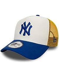 305b127af9550 A NEW ERA Trucker Mesh Cap en Bundle con UD Bandana York Yankees los  Angeles Dodgers