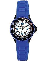 Scout Jungen-Armbanduhr Analog Quarz Silikon 280303019