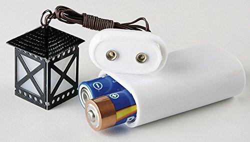 Kahlert Licht 20300 - Minipuppenzubehör - Laternen-Set mit LED