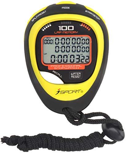 Cronómetro Digital Profesional Temporizador Tres