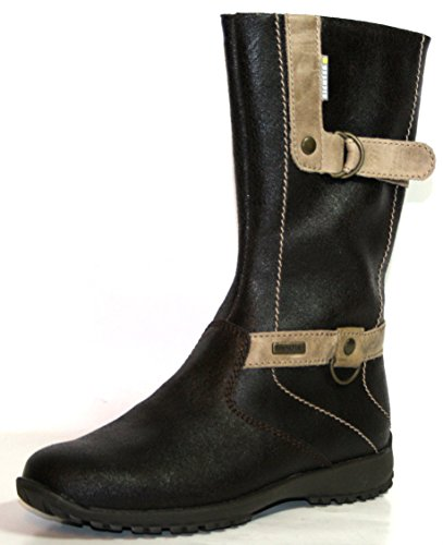 Juge-chaussures 4964.2041 bottes marron (marron/sable) Marron - Braun(espresso/sahara)