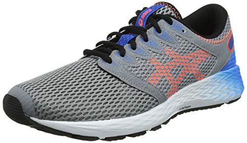 Asics Roadhawk FF 2, Zapatillas de Running para Hombre, Gris...