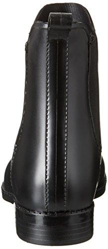 Aigle Alaquine Chelsea, Stivali da Pioggia Donna Nero (Alaquine Chelsea)