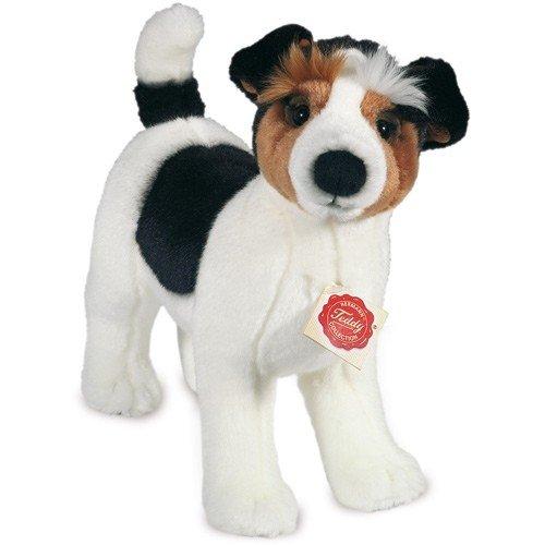 Teddy Hermann 92712 Jack Russell Terrier 29 cm (Miniatur Jack-russell-terrier)