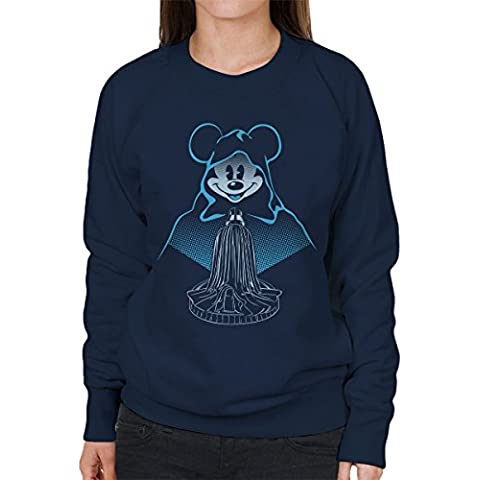 Yes My Mouster Mickey Mouse Emperor Star Wars Women's Sweatshirt
