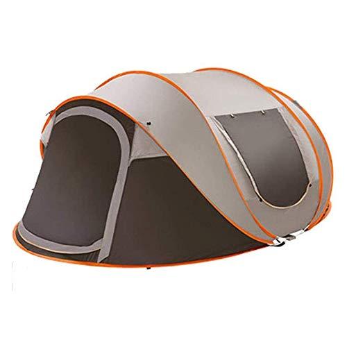 Beanchen ultra light tenda da campeggio di grandi dimensioni for 5-8 persone, impermeabile e antivento automaticamente aperta for un secondo viaggio escursionismo, 280 * 210 * 125cm