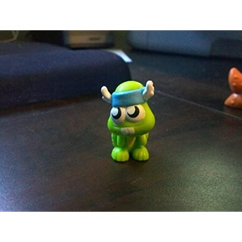 MOSHI MONSTERS SERIES 1 FIGURE - SHELBY #39 by Vivid