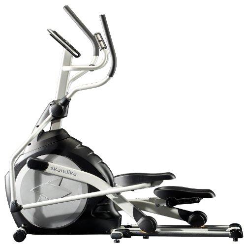 skandika Crosstrainer CardioCross Carbon Pro SF-3200, 23,5 kg Schwungmasse, wartungsarmes Bremssytem über...