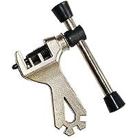Broadroot 2in1Vélo Chaîne en acier Disjoncteur Outil de réparation avec clé à rayon