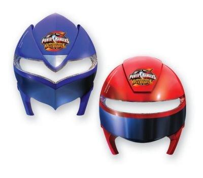 Power Rangers Paper Masks - Pack of (Maske Power Ranger)