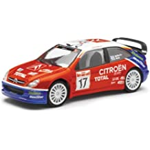 Corgi 1:43 Citroen Xsara Turbo Monte Carlo Rally 2003 Car Model
