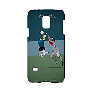 G-STAR Designer Printed Back case cover for Samsung Galaxy S5 - G3378