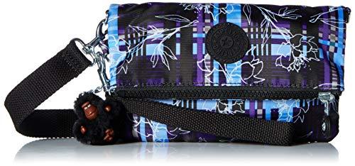 Kipling Damen Convertible Crossbody Bag Lynne, wandelbare Umhängetasche, Darling Dashes, Einheitsgröße (Handtasche Geldbörse Vera Bradley)
