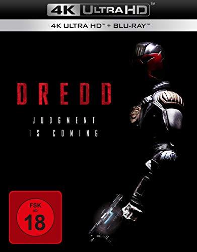 Dredd Il Giudice Dell'Apocalisse (Blu Ray)