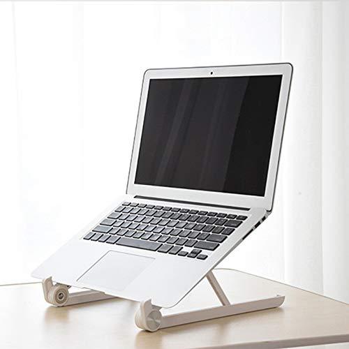 Ocamo Laptopständer Faltbarer tragbarer Lapdesk, für ergonomischen Notebookständer