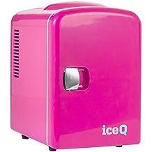 Mini frigorifero IceQ 4litri–Rosa