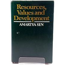 Resources, Values & Development (Cloth)