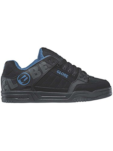 Globe Tilt, Baskets Basses Homme Black/Black/Blue
