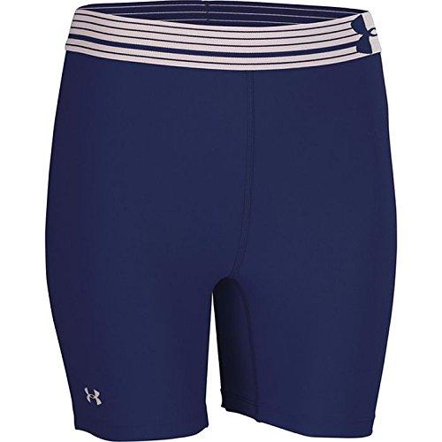 Under Armour Damen Sportswear BH Heatgear Alpha Mid Midnight Navy/Navy