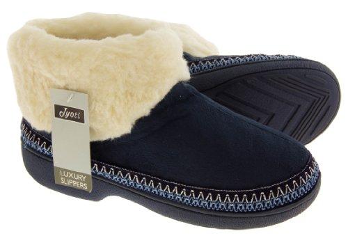 Geschlossen Marineblau Vorne Footwear Damen Studio ZwF8qOt