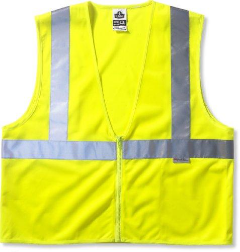 Ergodyne Glowear Klasse 2Standard Weste, 8225Z Traffic Safety Vest