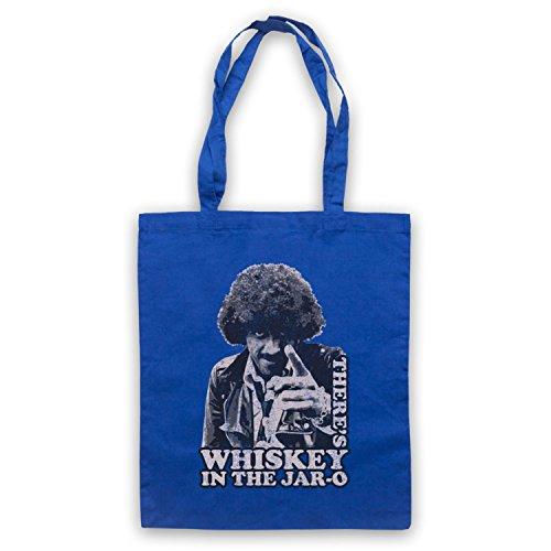 Inspiriert durch Thin Lizzy Whiskey In The Jar Inoffiziell Umhangetaschen Blau