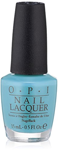 OPI Nagellack Europe Collection, Fb. NLE75 Can't Find My Czechbook, 1er Pack (1 x 15 ml)
