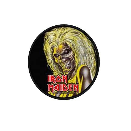 Parche Iron Maiden Motivo: Killers Face
