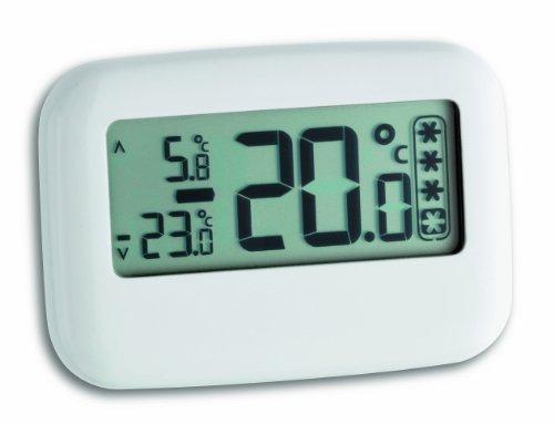 TFA Dostmann digitales Kühl-Gefrierschrank-Thermometer - 6