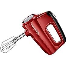 Russell Hobbs 24670-56 Desire El Mikseri, 700ml, Paslanmaz Çelik/Plastik, 5 Hız, Kırmızı