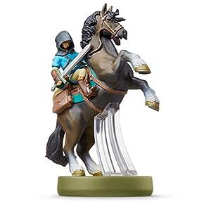 Amiibo Link Rider – Legend of Zelda Breath of the Wild series Ver. [Switch / Wii U] [Japan Import]