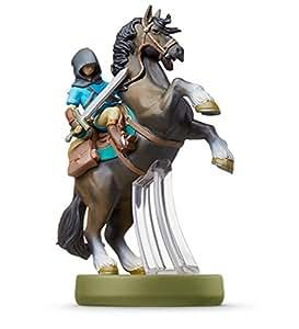 Amiibo Link Rider - Legend of Zelda Breath of the Wild series Ver. [Switch / Wii U] [Japan Import]