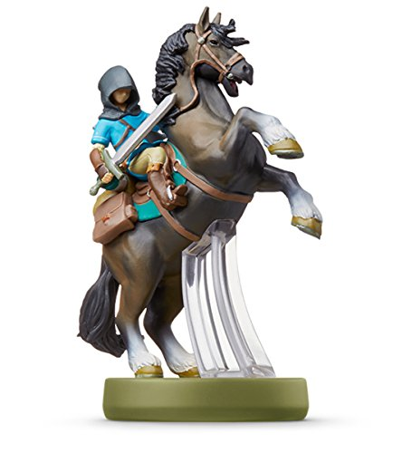 Amiibo Link Rider - Legend of Zelda Breath of the Wild series Ver. [Switch / Wii U] [Japan Import]