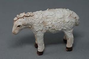 Oliver - Santon Habillé - Mouton debout - Collection 12 cm