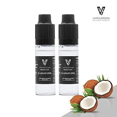 Vapoursson 2 pack eliquids