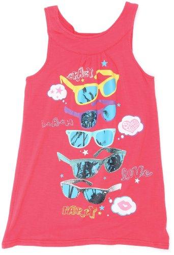 Sun Valley Junior - Tunica da ragazza, modello Regs, rosa (rosa), 16A