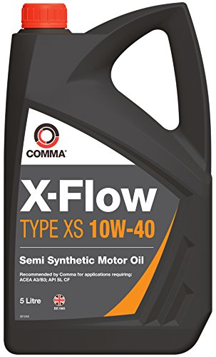 comma-xfxs5l-x-flow-type-xs-10w40-oil-5-liter