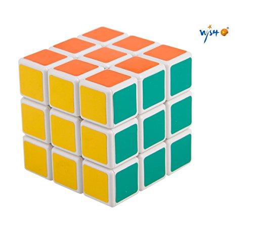 Wishkey Magic Rubik 3X3X3 Brainstorming Puzzle Cube