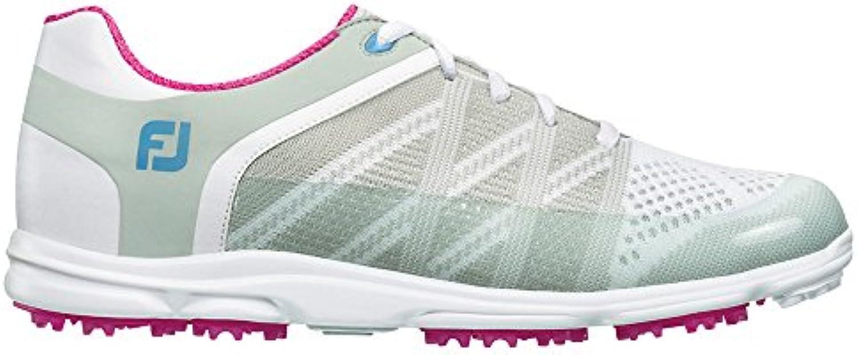 Footjoy Sport SL, Zapatillas de Golf para Hombre, Gris (Gris 98027), 40 EU