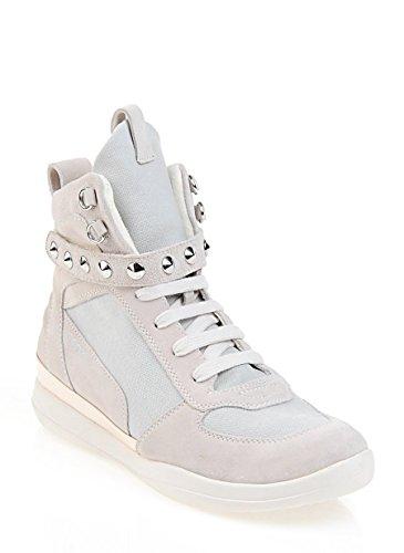 Geox - Sneakers Da Donna Modello D3427A 02210 C1055 Grigio Grigio