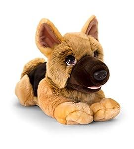 Keel Toys SD2533 - Juguete Suave, Color Negro y marrón