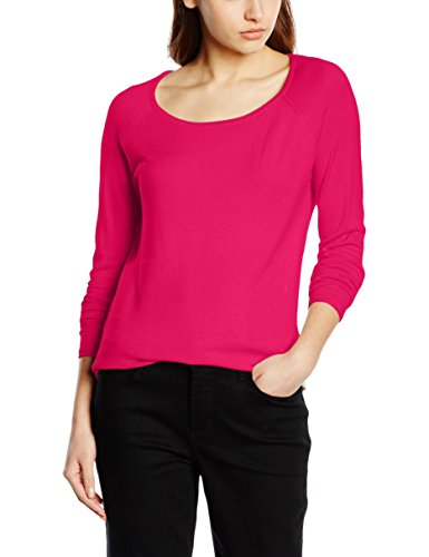 ONLY Damen Onlmila Lacy L/S Long Pullover Knt Noos, Rosa (Virtual Pink Virtual Pink), 40 (Herstellergröße: L)