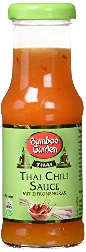 Bamboo Garden Thai Chili mit Zitronengras, 3er Pack (3 x 155 ml)