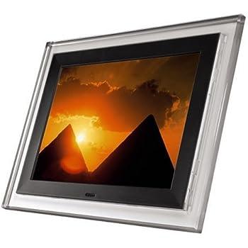 "Hama ""Premium"" Digitaler Bilderrahmen (8"" Display, Videofunktion)"