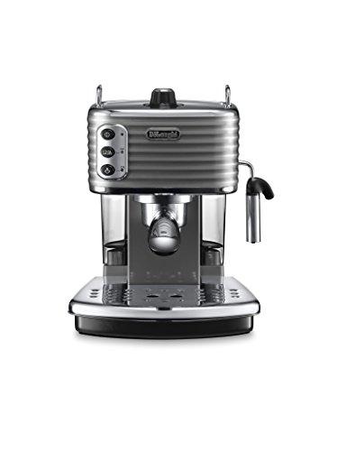 DeLonghi ECZ 351.GY Scultura Espressomaschine (1100 W) grau