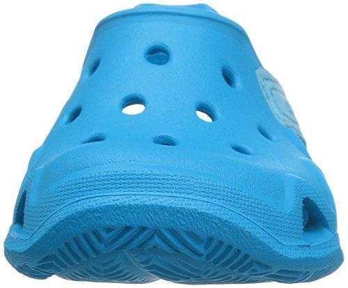 crocs Jungen 204021 Mokassins Oxford Blau (Ocean)