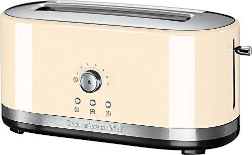 Kitchenaid 5KMT4116EAC Toaster, creme