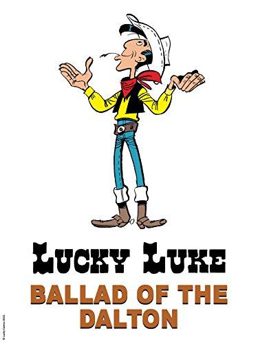 LUCKY LUKE - THE BALLAD OF THE DALTONS