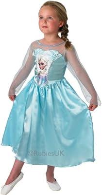 Classic Elsa - Frozen - Disney - Niños Disfraz