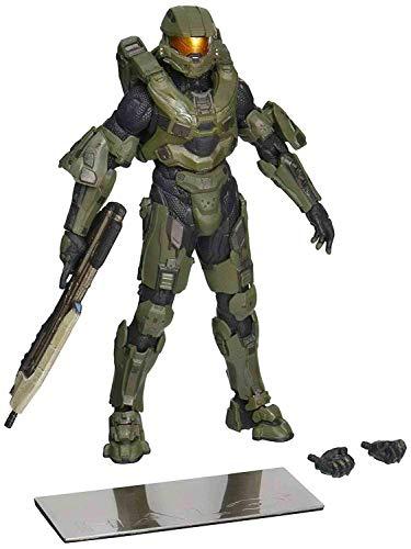 Halo SV129 Spielzeug, grün (N Master Captain Game Der)